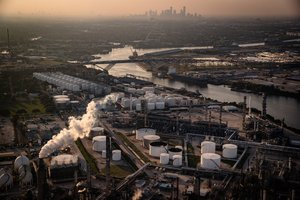 The Buffalo Bayou-Huston TX_New York Times