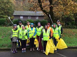 2015 Nov. Highway Cleanup Volunteers 2