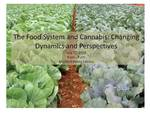 food system and cannabis