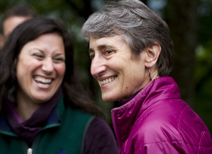 Sally Jewell at NW Youth Corps_BLMOregon