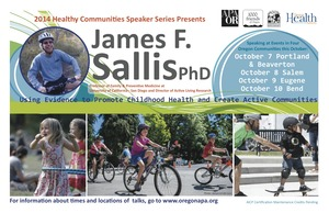 Healthy Communities 2014 Sallis statewide
