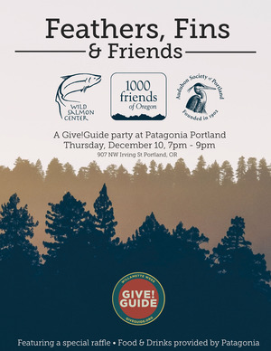 Patagonia GiveGuide Poster