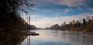 Willamette River near Wilsonville_Aaron Suchy_Creative Commons