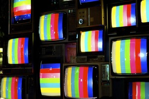 Color Television by Sam Lu Creative Commons