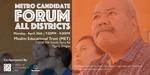 Metro Candidate Forum