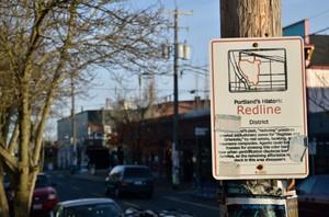 Redline sign in PDX